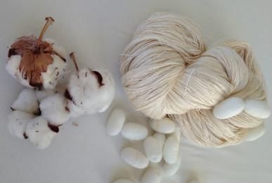 Swiss mountain silk yarn - Eurestex Silk Yarn - Bradford West Yorkshire